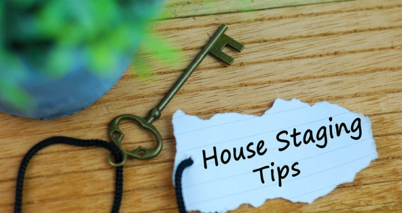 6 Tips For Staging A Home For Buyers