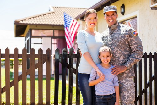 5 Ways A VA Loan Can Help You Settle In A New Home